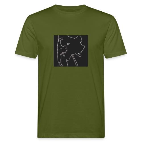 2 x Tollyo Chagi - Männer Bio-T-Shirt