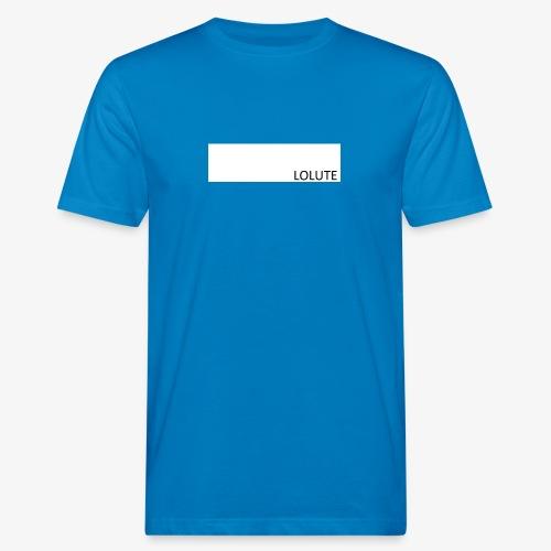 LOLUTE - Ekologisk T-shirt herr