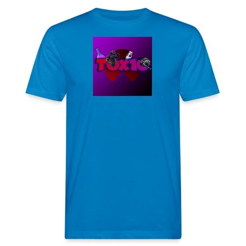 toxic paita - Miesten luonnonmukainen t-paita