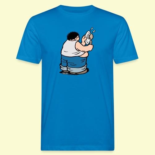DIRKJAN Afwassen - Mannen Bio-T-shirt