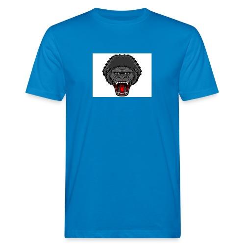 gorilla - Mannen Bio-T-shirt