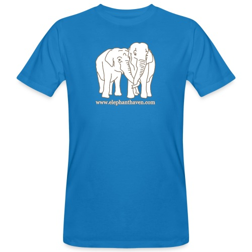 Elephants - Men's Organic T-Shirt