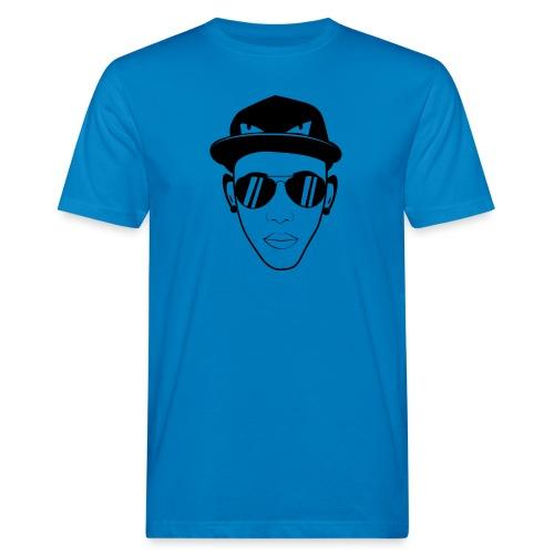 adhex cara - Camiseta ecológica hombre