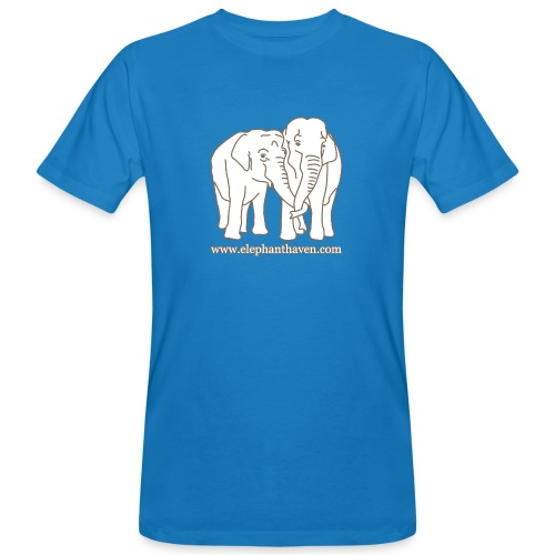 Elephants - Men's Organic T-Shirt