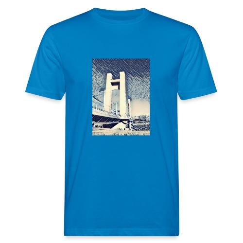 Le pont de Recouvrance - T-shirt bio Homme