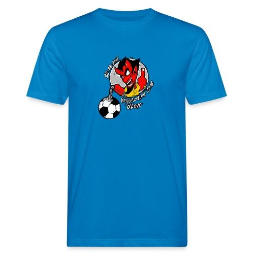 ontwerp_vrijgezellen3 - Mannen Bio-T-shirt