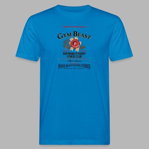 GYM BEAST - Männer Bio-T-Shirt