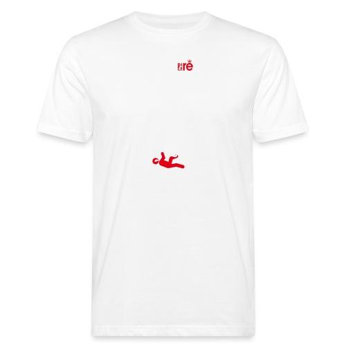 diretravolto - T-shirt ecologica da uomo