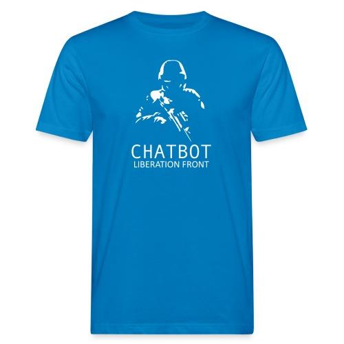 ChatbotFront - T-shirt bio Homme