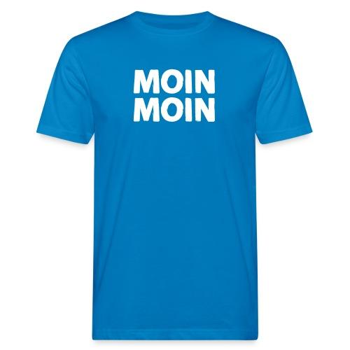 Moin Moin - Männer Bio-T-Shirt
