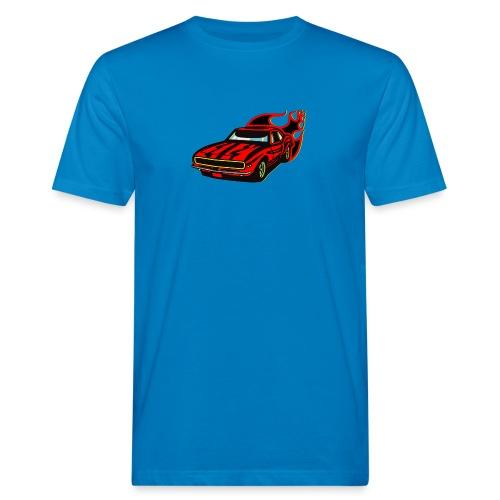 auto fahrzeug rennwagen - Männer Bio-T-Shirt