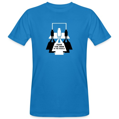 The Man in the Middle - Men's Organic T-Shirt