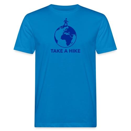Take a Hike - Männer Bio-T-Shirt
