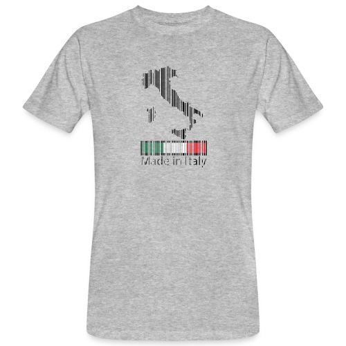 Made in Italy - T-shirt ecologica da uomo
