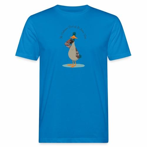 Anatra di Saint James Park - T-shirt ecologica da uomo