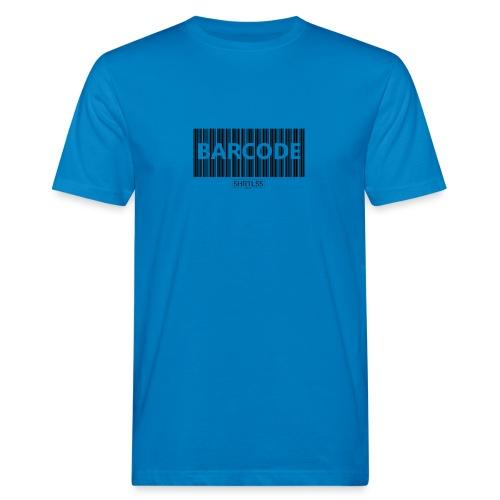 Barcode - Männer Bio-T-Shirt