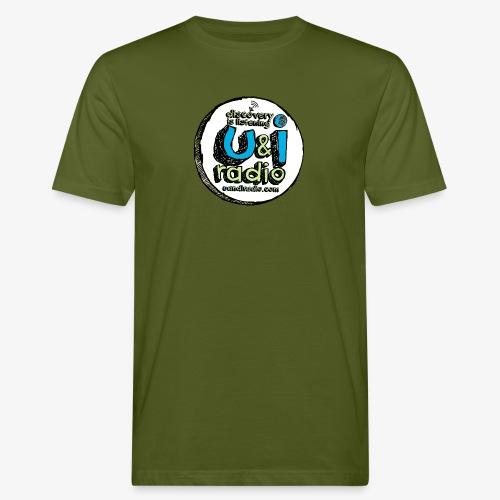 U & I Logo - Men's Organic T-Shirt