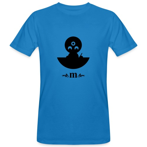 m drawing neu - Männer Bio-T-Shirt