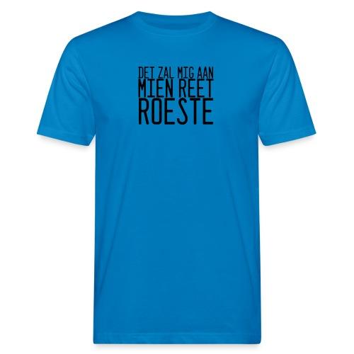 Reet roeste. - Mannen Bio-T-shirt