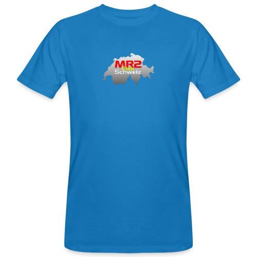 Logo MR2 Club Logo - Männer Bio-T-Shirt