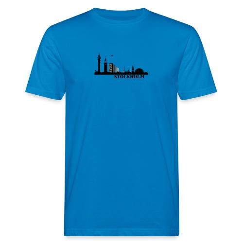 Stockholm - Ekologisk T-shirt herr