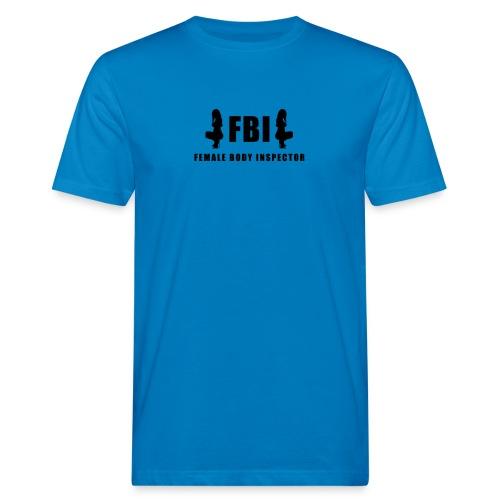 FBI - Männer Bio-T-Shirt