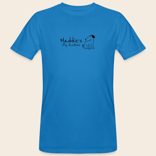 Académie des chiens de Maddie (noir) - T-shirt bio Homme
