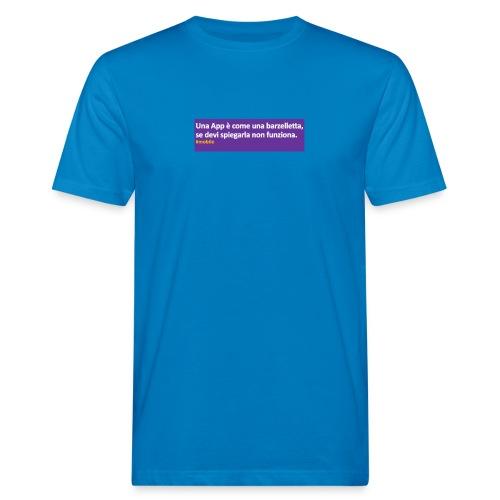 barzelletta - T-shirt ecologica da uomo
