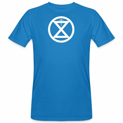 cca2 - Mannen Bio-T-shirt