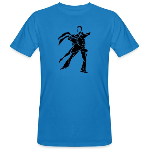 dancesilhouette - Men's Organic T-Shirt