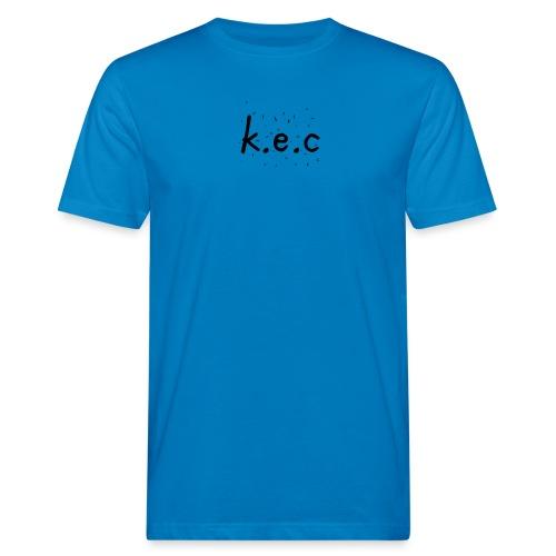 K.E.C basball t-shirt - Organic mænd