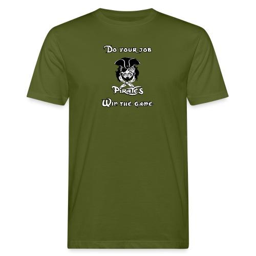 doyourjob - T-shirt ecologica da uomo