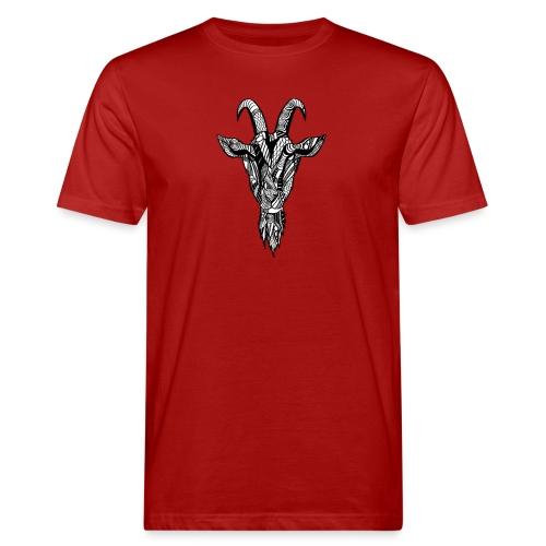 Goat - Økologisk T-skjorte for menn