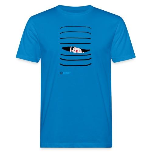BEREADY_BOY.png - Mannen Bio-T-shirt