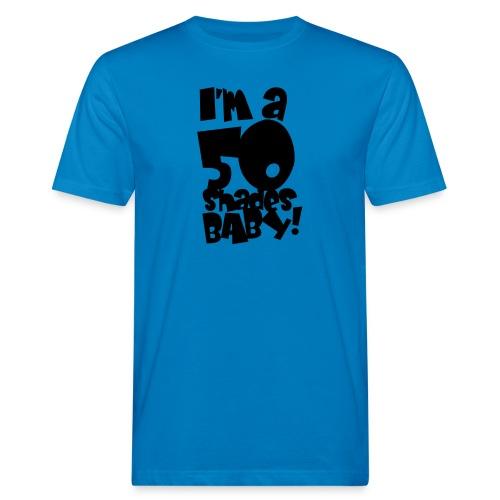 50 shades - Men's Organic T-Shirt