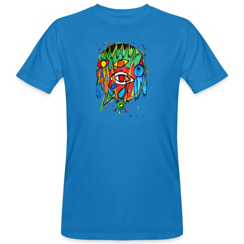 Vogel - Männer Bio-T-Shirt