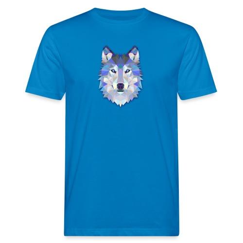 Wolf - T-shirt ecologica da uomo