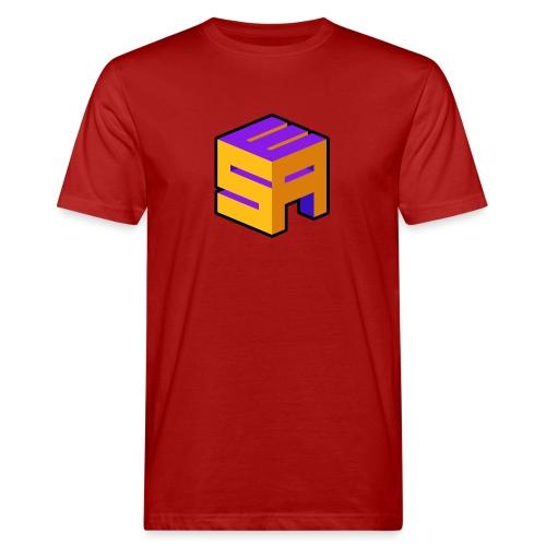 ESA Cube - Men's Organic T-Shirt