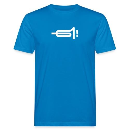 uffgebrassd13b - Männer Bio-T-Shirt
