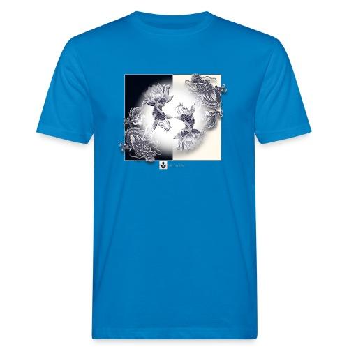 TSHIRT MUTAGENE TATOO DragKoi - T-shirt bio Homme