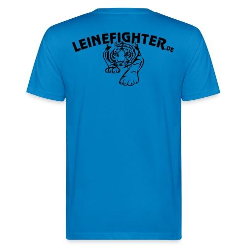 Leinefighter - Männer Bio-T-Shirt