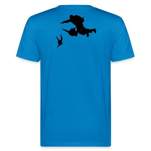 Fallschirmjäger - Männer Bio-T-Shirt