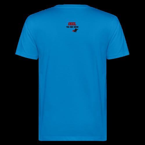 NEEL You Are Hero - Ekologiczna koszulka męska