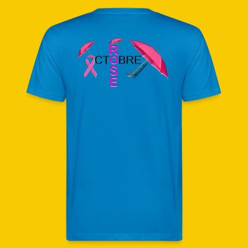 OCTOBRE ROSE 2018 - T-shirt bio Homme