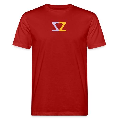 Logo ZZ - T-shirt ecologica da uomo