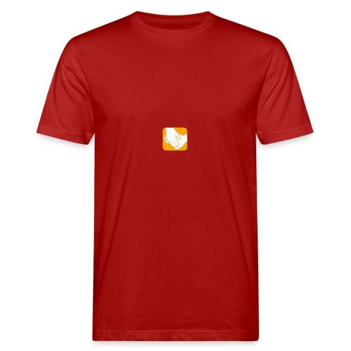 Logo der ÖRSG - Rett Syndrom Österreich - Männer Bio-T-Shirt