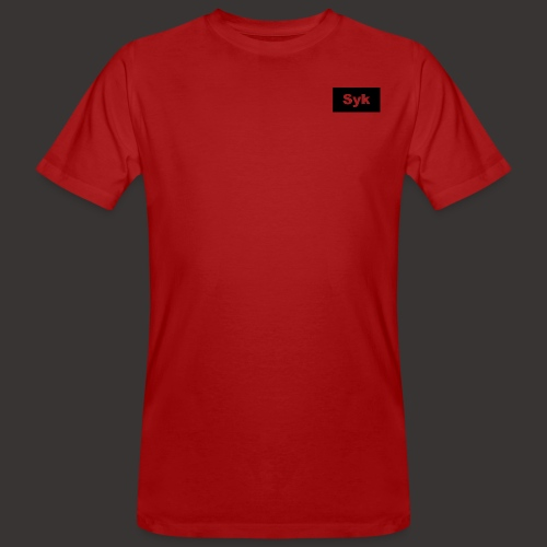 Syk - Men's Organic T-shirt