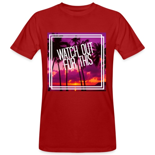 Camiseta WOFT - Camiseta ecológica hombre