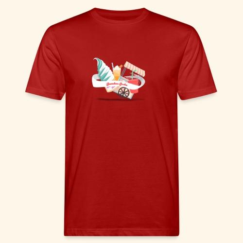 Sundae Soda - Camiseta ecológica hombre
