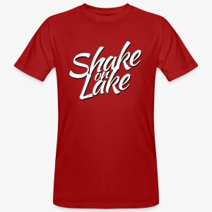 Shake on Lake 2017 - Männer Bio-T-Shirt